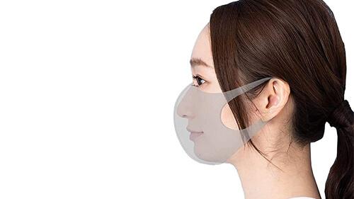 血色マスク 立体 小顔効果や呼吸のしやすさが人気