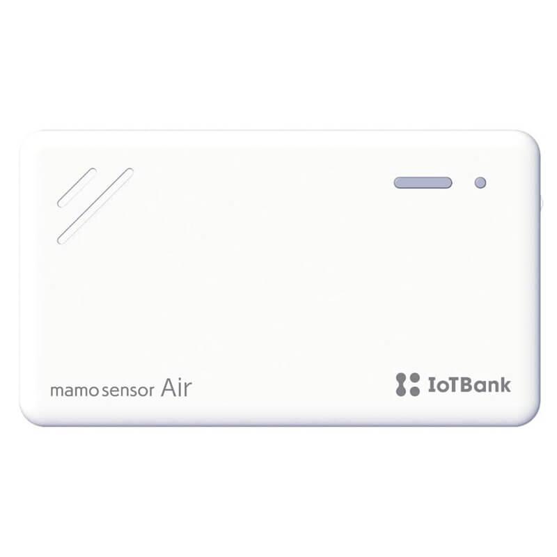 二酸化炭素濃度計 まもセンサーAir IoTBank