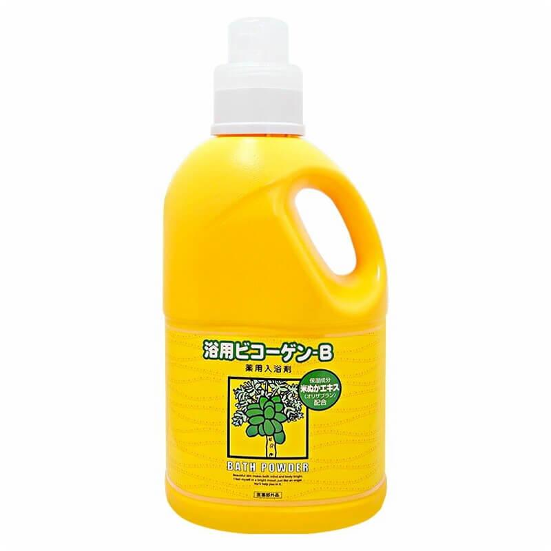 酵素入浴剤 浴用ビコーゲン BN 1.0kg 株式会社リアル