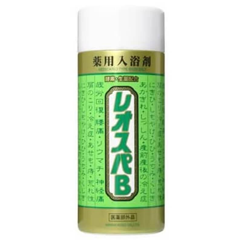 酵素入浴剤 薬用入浴剤 レオスパB 830g 関西酵素株式会社