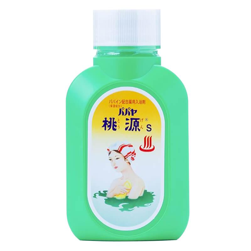 酵素入浴剤 パパヤ桃源S 700g 五州薬品株式会社
