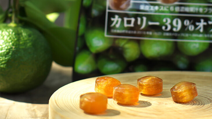柑橘じゃばら飴のおすすめ人気ランキング8選!果汁飴からのど飴までご紹介!