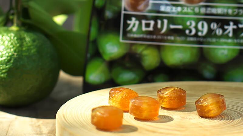 柑橘じゃばら飴のおすすめ人気ランキング8選 果汁飴からのど飴までご紹介