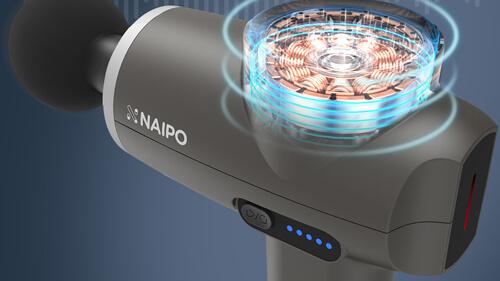 マッサージガンのおすすめメーカー NAIPO