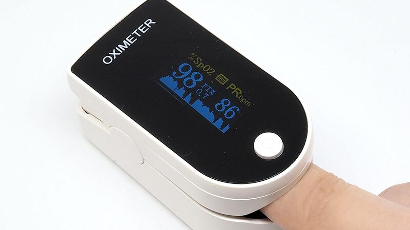 パルスオキシメーターの脈拍数 心拍数の正常値について