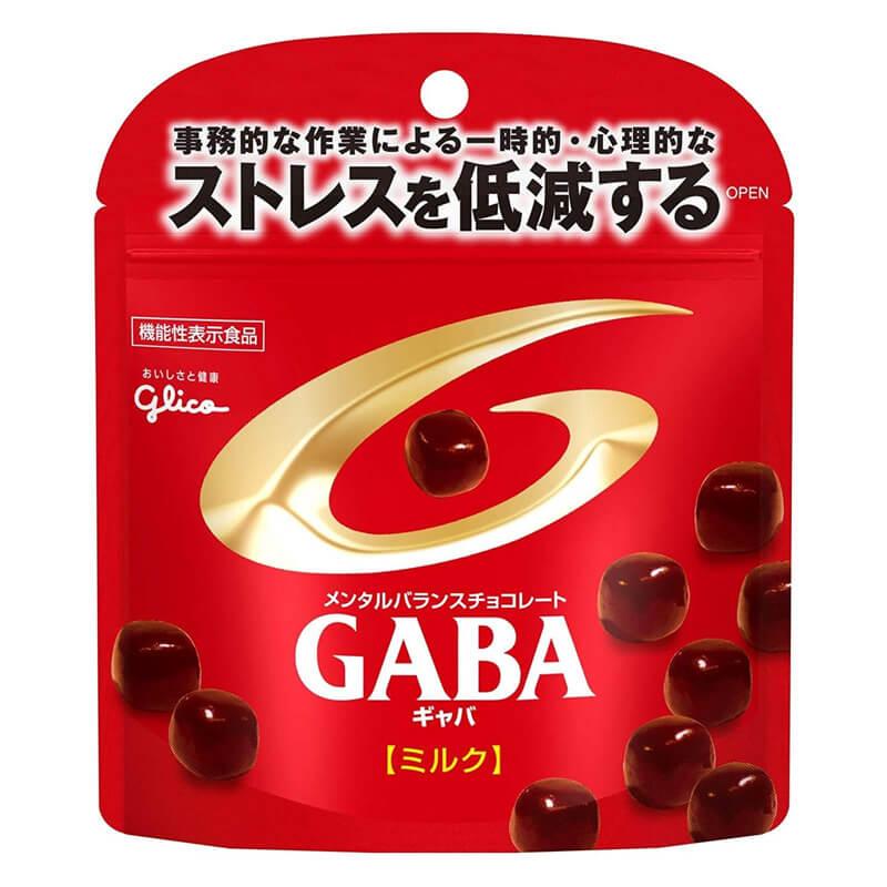 メンタルバランスチョコレート GABA ギャバ 江崎グリコ