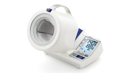 血圧計の種類 上腕式 アームイン式