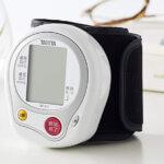 血圧計でエラー表示が出た場合に考えられる病気とは?
