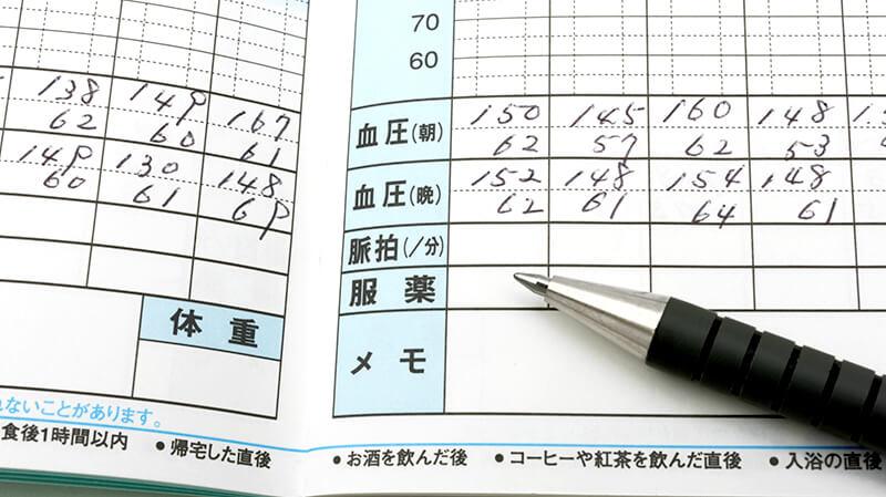 家庭用血圧計の正常値について 最高血圧 最低血圧