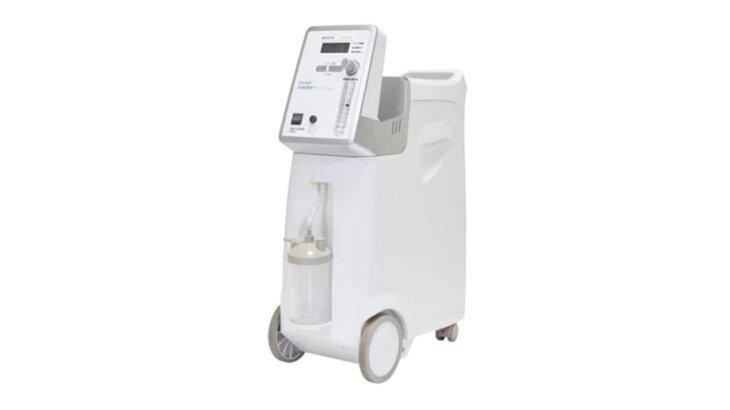 家庭用酸素吸入器のおすすめ人気ランキング3選!医療用と同等モデルも!