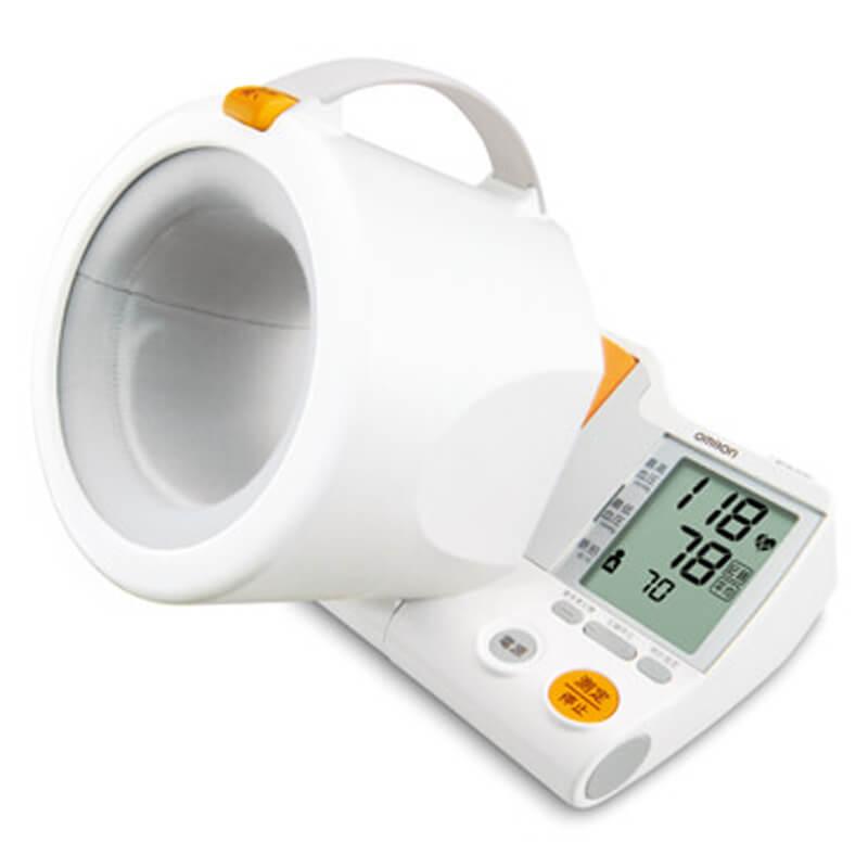 正確性が高い血圧計 HEM-1000 オムロン