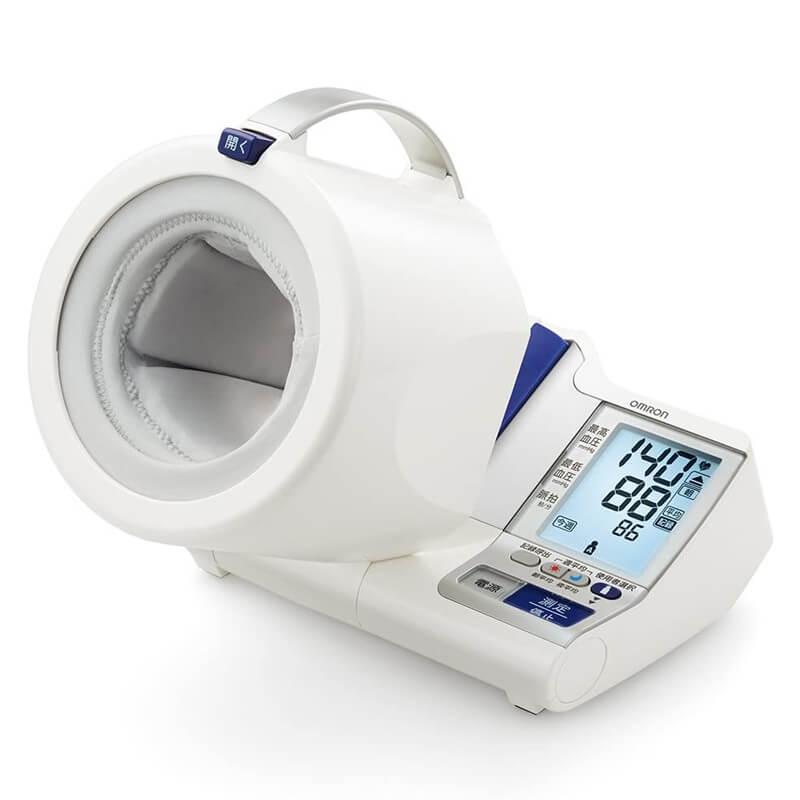 正確性が高い血圧計 HEM-1011 オムロン