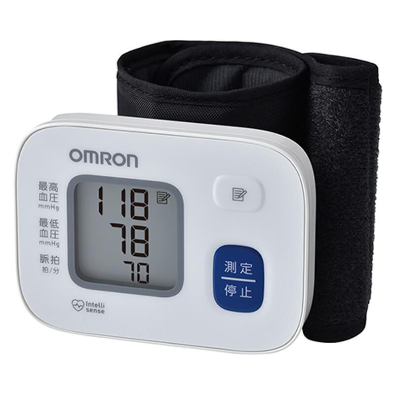 手首式血圧計 HEM-6161 オムロン OMRON