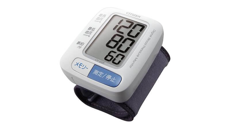 手首式血圧計のおすすめ人気ランキング7選 スマホ連動タイプも