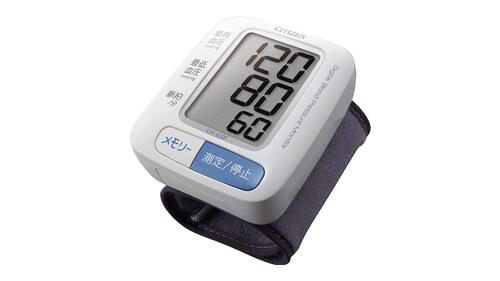手首式血圧計のおすすめ人気ランキング7選!スマホ連動タイプも!