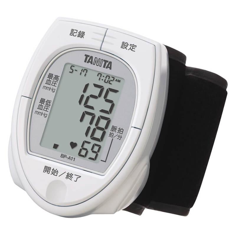 手首式血圧計 BP-211-WH タニタ TANITA